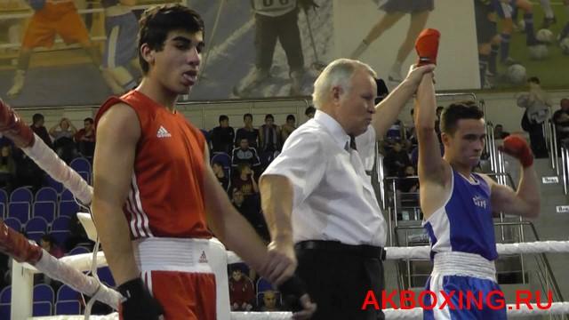 Бокс в Ивантевке