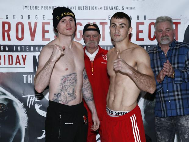 George Groves v Eduard Gutknecht