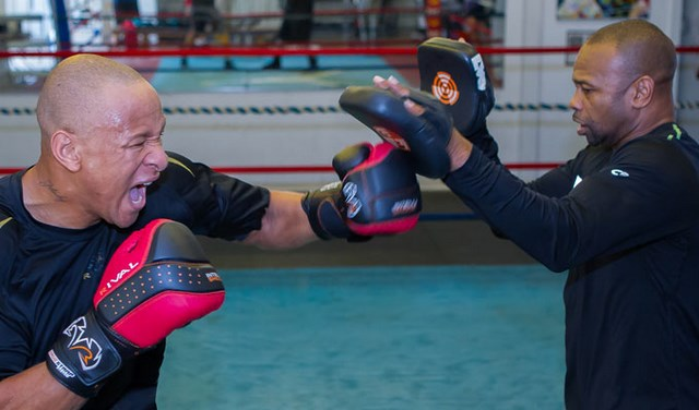 Айзек Чилемба: Я тренируюсь со своим идолом - Роем Джонсом-младшим (1)