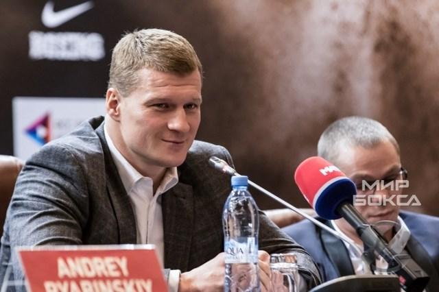 Официальная пресс-конференция: Александр Поветкин - Бермейн Стиверн (2)