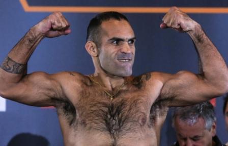 Виктор Рамирес уходит из бокса (1)