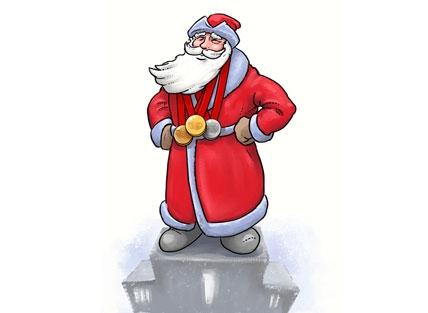 Кубок Деда Мороза