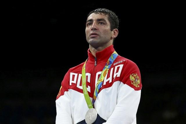Миша Алоян лишен серебряной олимпийской медали (1)