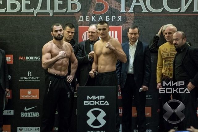 Максим Власов нокаутировал Рахима Чахкиева в седьмом раунде (1)