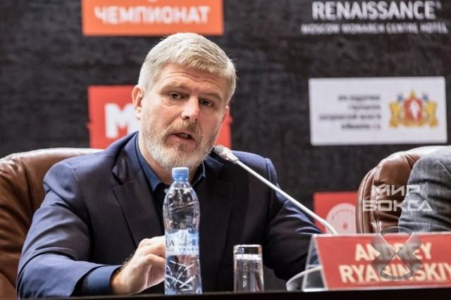 Официальная пресс-конференция: Александр Поветкин - Бермейн Стиверн (4)