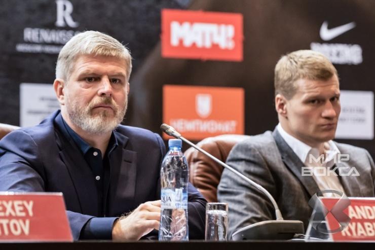Андрей Рябинский: Вся команда Александра Поветкина будет проходить исследование на детекторе лжи (1)