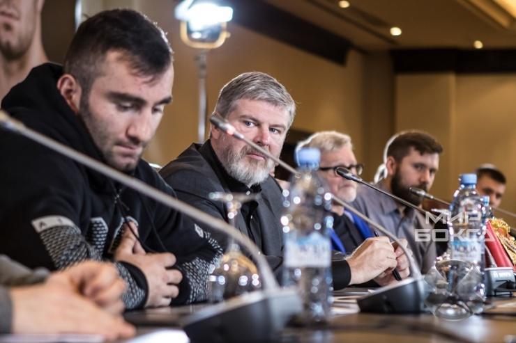 Андрей Рябинский: Я бы начал переговоры о реванше (1)