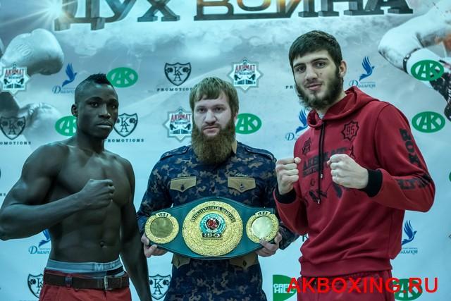 Умар Саламов уничтожил Абдаллаха Пазивапази в первом раунде (1)