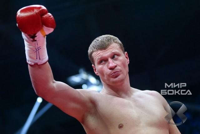 Андрей Рябинский: В пробе Александра Поветкина от 13 декабря допинга нет (1)
