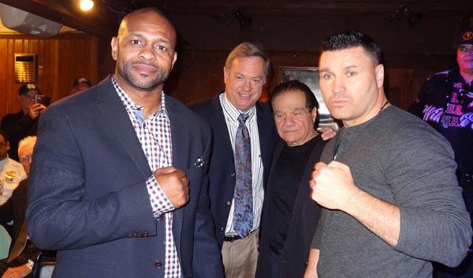 Рой Джонс-младший сразится с Бобби Ганном за титул чемпиона Мира WBF в тяжелом весе (1)