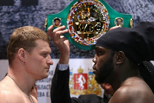 WBC отозвал титул временного чемпиона Мира с боя Поветкин - Стиверн  (1)