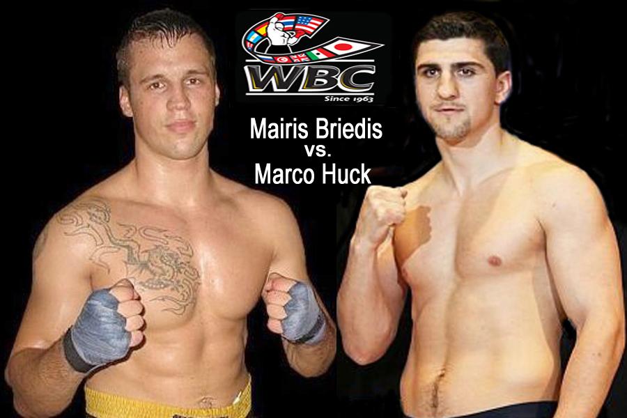 Майрис Бриедис и Марко Хук сразятся 1 апреля в Германии (1)