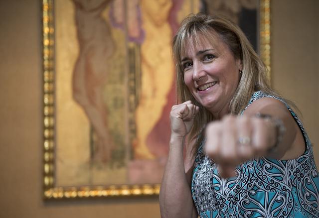 Кристи Мартин - первопроходец женского бокса (3)