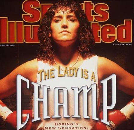Кристи Мартин - первопроходец женского бокса (1)