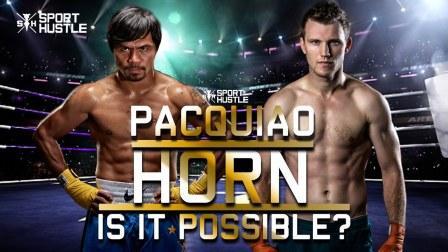 Мэнни Пакьяо не видел боев своего будущего соперника Джеффа Хорна (1)
