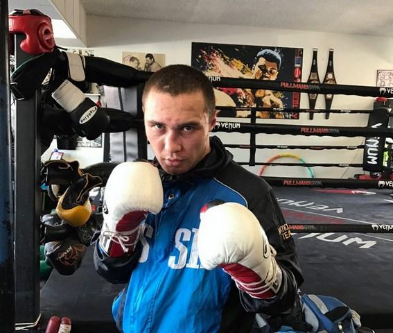 Сергей Липинец в ожидании чемпионского боя (1)