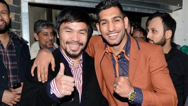 Мэнни Пакьяо и Амир Хан договорились о бое (1)
