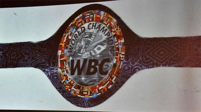 Индейский пояс WBC (2)