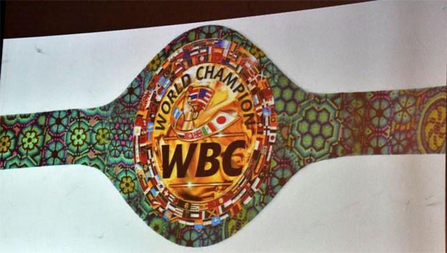 Индейский пояс WBC (1)