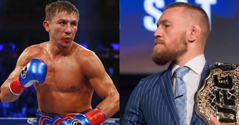 Геннадий Головкин не собирается драться с Конором Макгрегором (1)