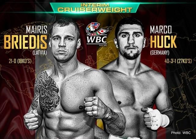 Кто победит 1 апреля в бою Марко Хук - Майрис Бриедис? (1)