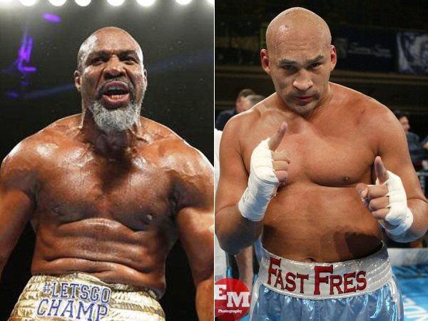 Шеннон Бриггс и Фрес Окендо сразятся за титул чемпиона мира WBA в супертяжелом весе (1)