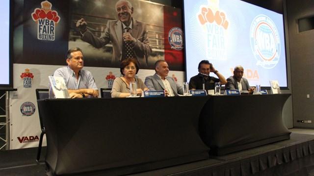 """WBA ввела программу борьбы с допингом """"Честный бокс"""" (1)"""