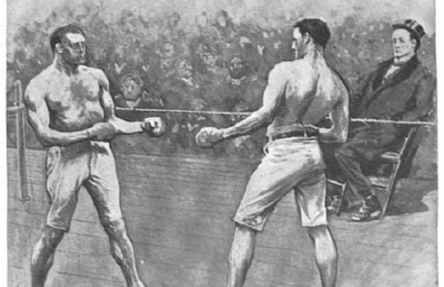 Артур Конан Дойл - доктор, писатель и любитель бокса (1)