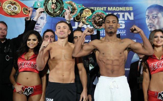 Казахстанский боксер одержал 37-ю победу подряд напрофессиональном ринге