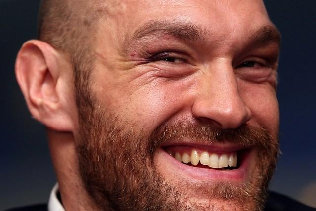 Тайсон Фьюри планирует вернуться на ринг 13 мая (1)