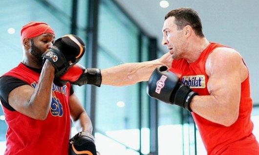 Джонатон Бэнкс: Я не думаю, что бой Кличко - Джошуа будет длиться очень долго (1)