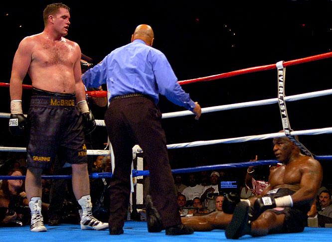 Кевин Макбрайд: Я победил Тайсона. Этого у меня не отнять (1)