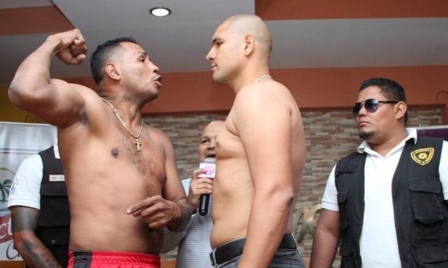 Скандалист Рикардо Майорга вновь вышел на ринг (1)
