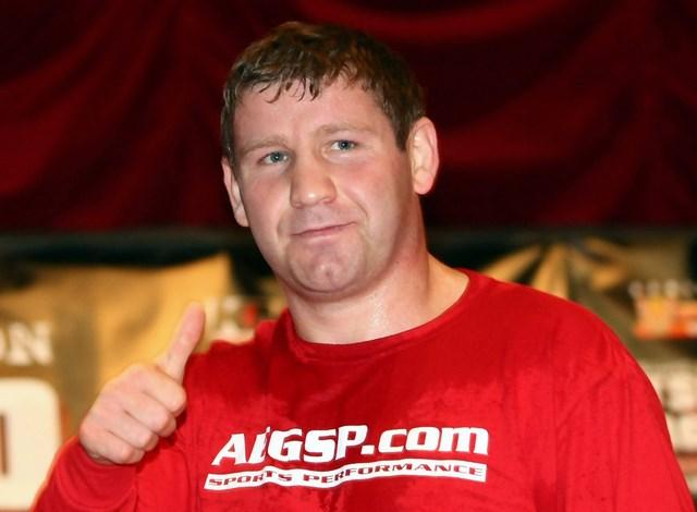 Пьедестал бокса: Султан Ибрагимов (5)