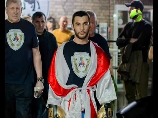 Эльнур Самедов завоевал пояс WBC CISBB в легком весе (1)