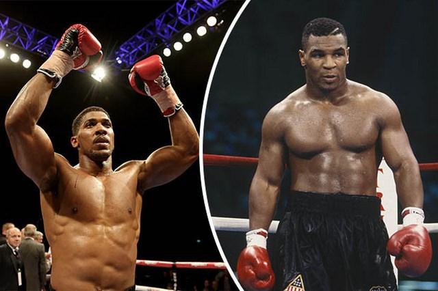 Майк Тайсон: Бокс порождает ребят – таких как я, как Джошуа (1)