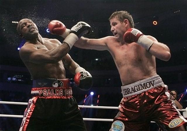 Пьедестал бокса: Султан Ибрагимов (2 часть) (4)