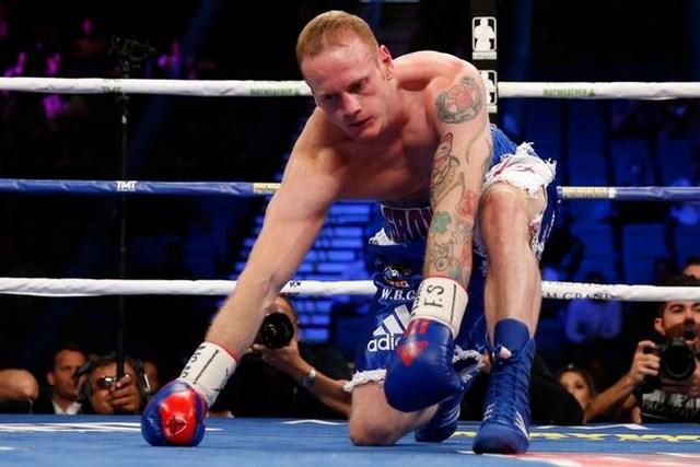 Джордж Гровз уйдет из бокса, если проиграет Федору Чудинову (1)