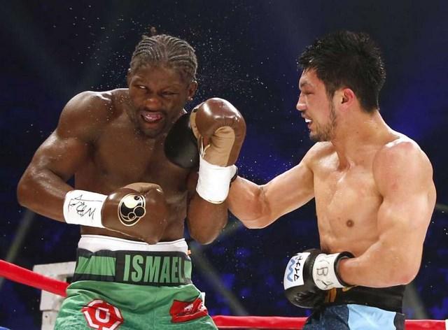 Хассан Нджикам сенсационно стал чемпионом Мира WBA в среднем весе (1)