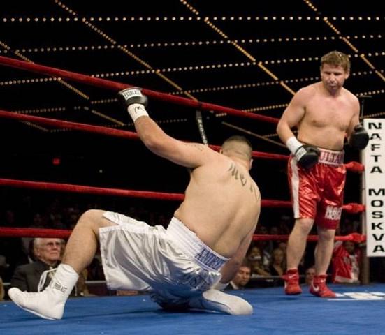 Пьедестал бокса: Султан Ибрагимов (2 часть) (2)