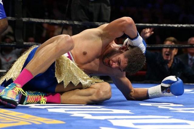 Семья боксера Причарда Колона, получившего травму мозга, подала иск на $50 млн (1)