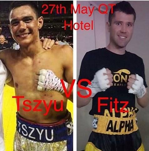 Тим Цзю нокаутировал Адама Фитцсиммонса в третьем раунде (1)