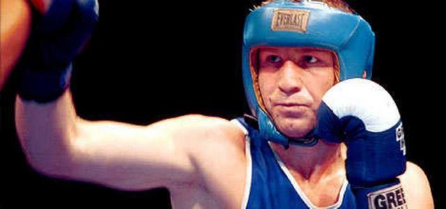 Пьедестал бокса: Султан Ибрагимов (3)