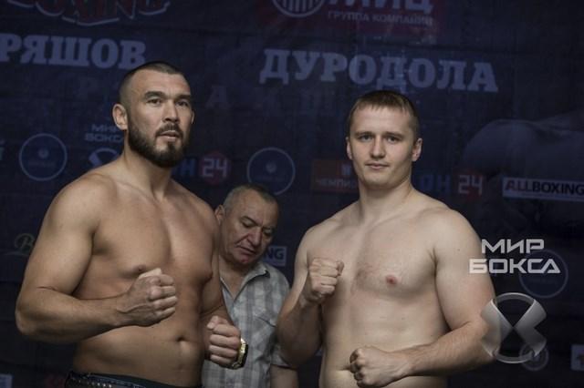 Алексей Егоров и Андрей Афонин побеждают по очкам в Ростове-на-Дону (2)