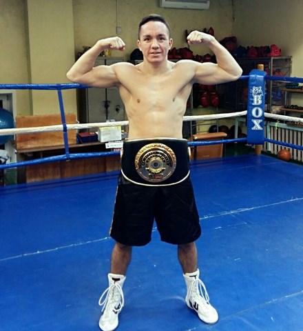 Вячеслав Мирзаев отстоял пояс WBC International Silver в легчайшем весе (1)
