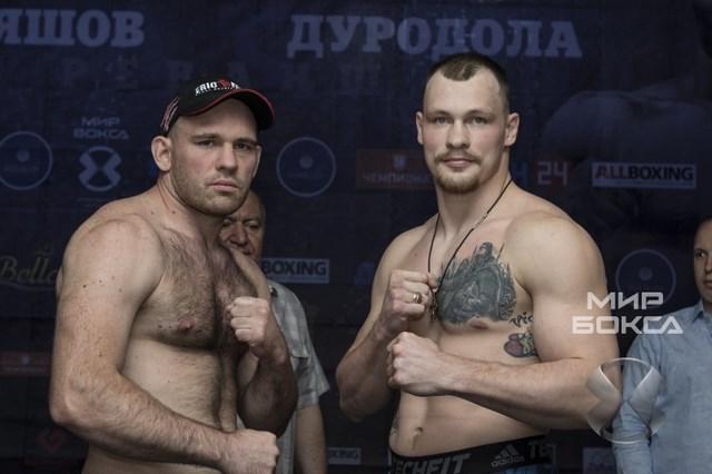 Алексей Егоров и Андрей Афонин побеждают по очкам в Ростове-на-Дону (1)