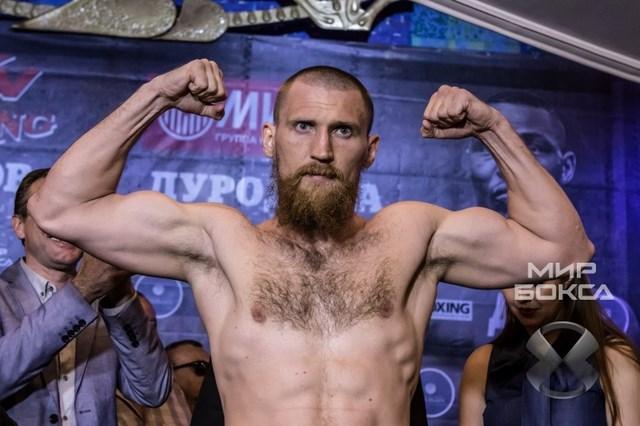 Дмитрий Кудряшов и Оланреваджу Дуродола сделали вес (3)