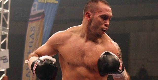 Геард Аджетович завоевал титул WBC CISBB в супер-среднем весе (1)