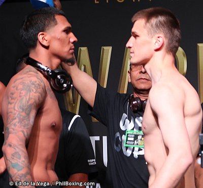 Luis Arias vs Arif Magomedov