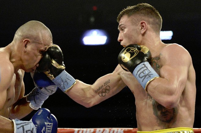 Orlando Salido vs. Vasyl Lomachenko